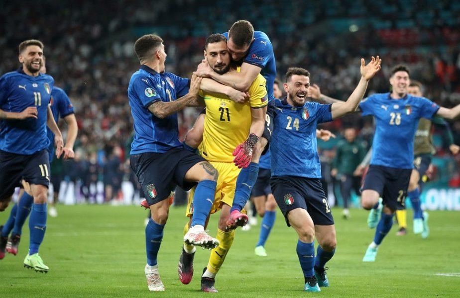 Gianluigi Donnarumma, cel mai bun jucător de la EURO 2020