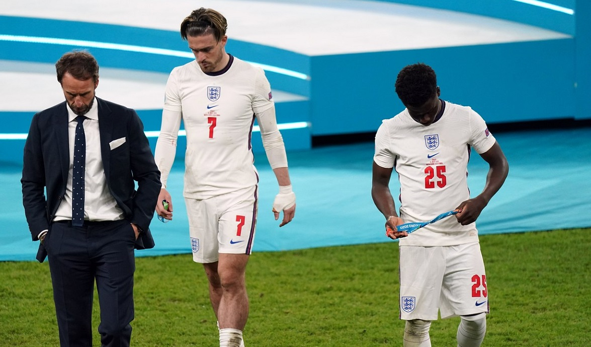 Jack Grealish a răbufnit după eșecul Angliei