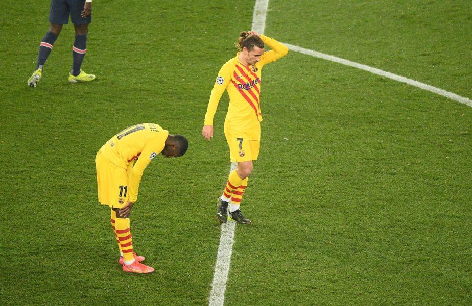 """FC Barcelona îi avertizează pe Antoine Griezmann și Ousmane Dembele după ce au batjocorit tehnicienii asiatici: """"Nu există loc pentru rasism! Vom lua măsuri"""""""