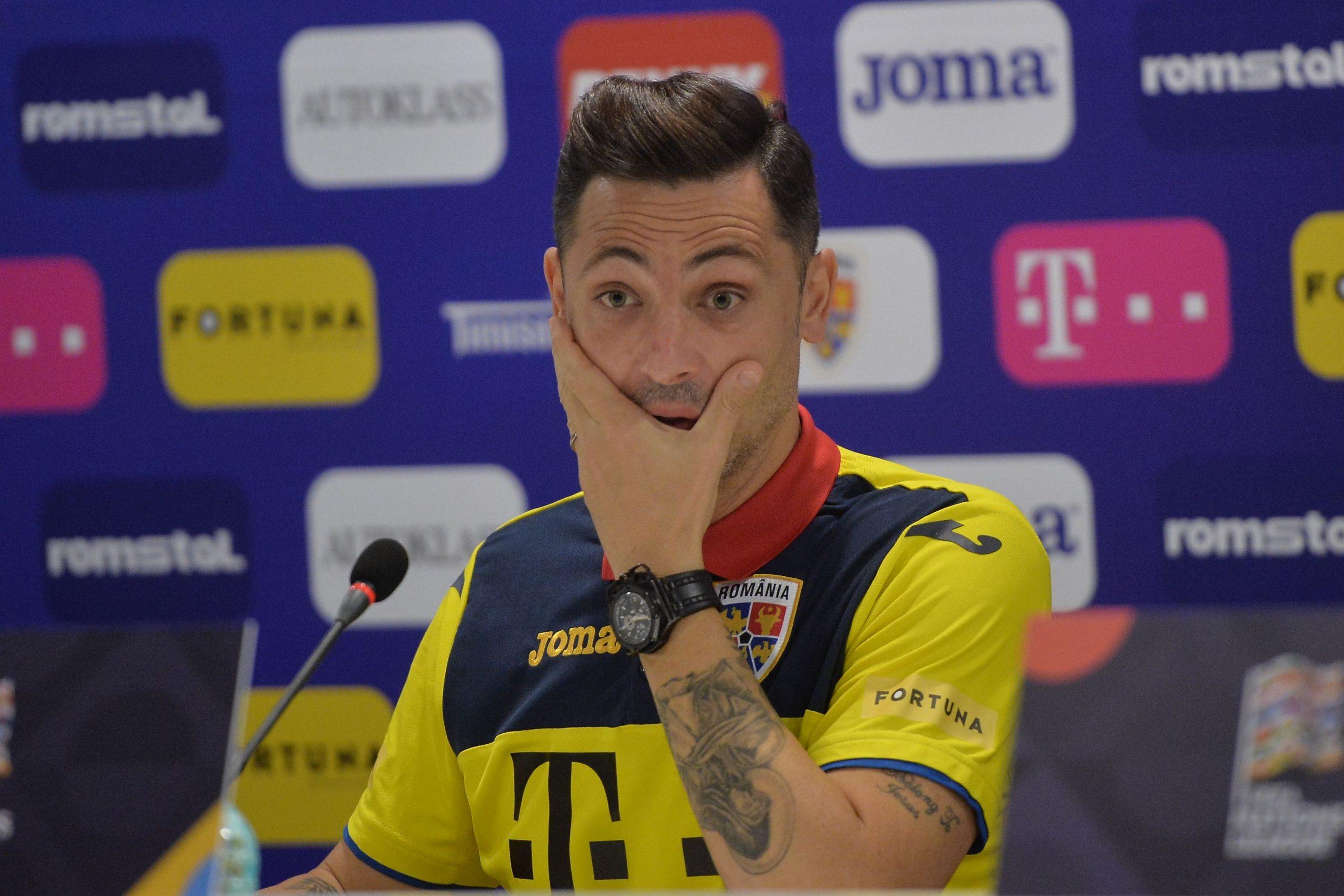 Ronaldo Deaconu, conflict cu Mirel Rădoi