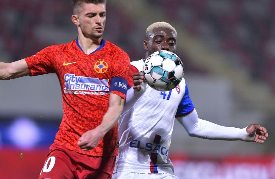 FC Botoșani – FCSB 0-0. Start fals pentru Dinu Todoran la FCSB! Tănase a ratat un penalty, Oaidă a dat-o în bară
