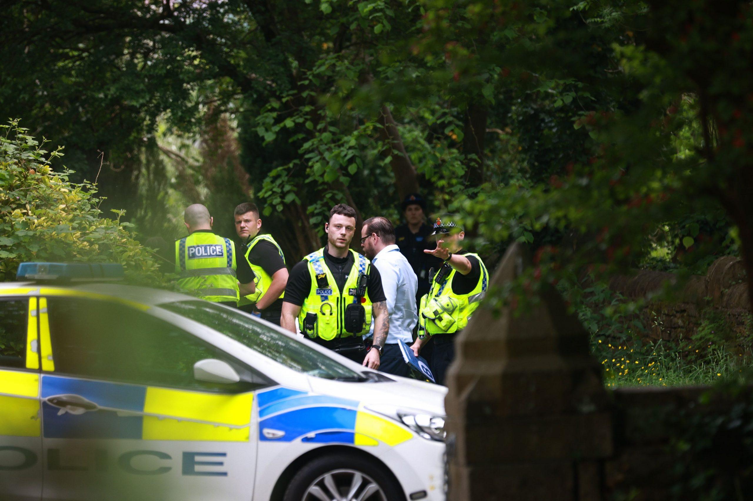 Poliţie Manchester