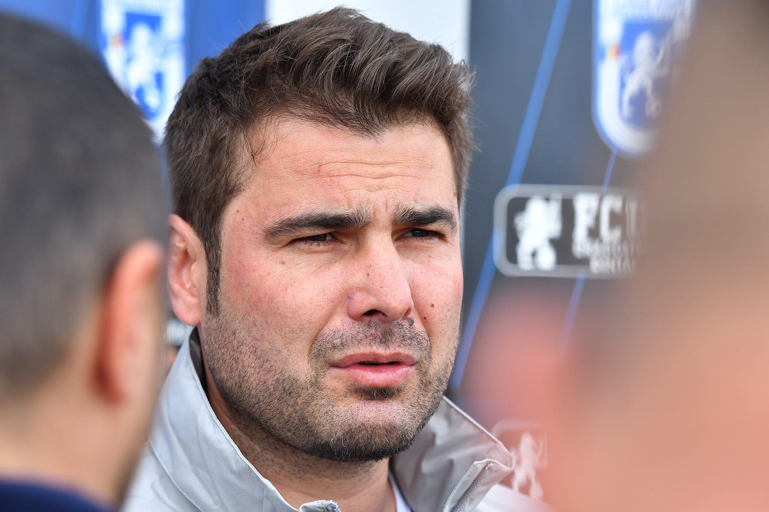 Adrian Mutu, înainte de FC U Craiova - Dinamo