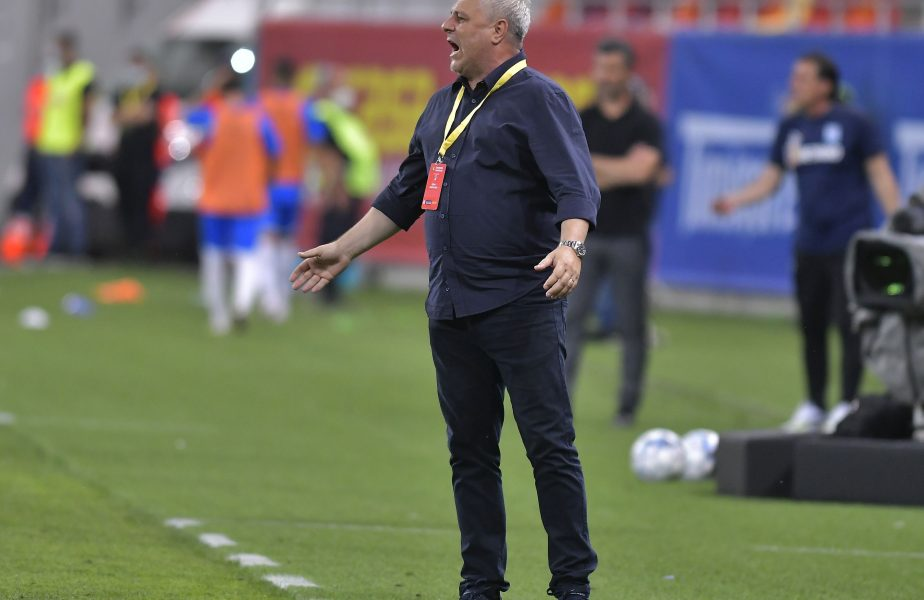 Marius Şumudică, antrenor CFR Cluj