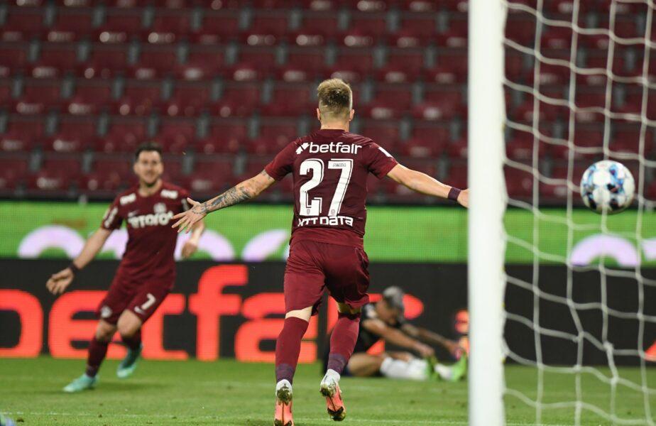 """CFR Cluj – Young Boys, în turul al treilea preliminar al Ligii Campionilor. """"Coşmarul"""" din sezonul trecut pe care campioana României l-a trăit cu elveţienii"""