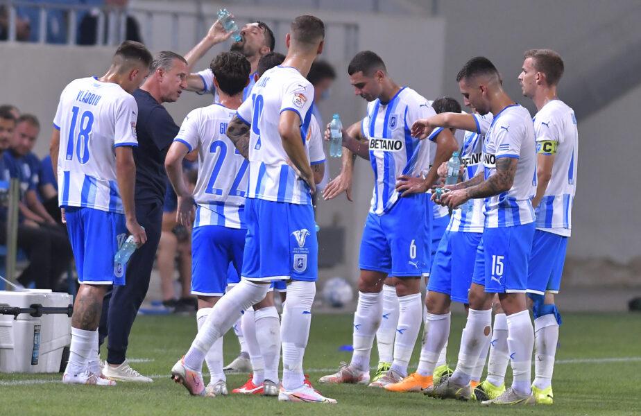 Universitatea Craiova – KF Laci 0-0. Ce făcurăţi, muică?! După FCSB, şi Craiova a fost umilită în Conference League! Debut de coşmar pentru Laurenţiu Reghecampf