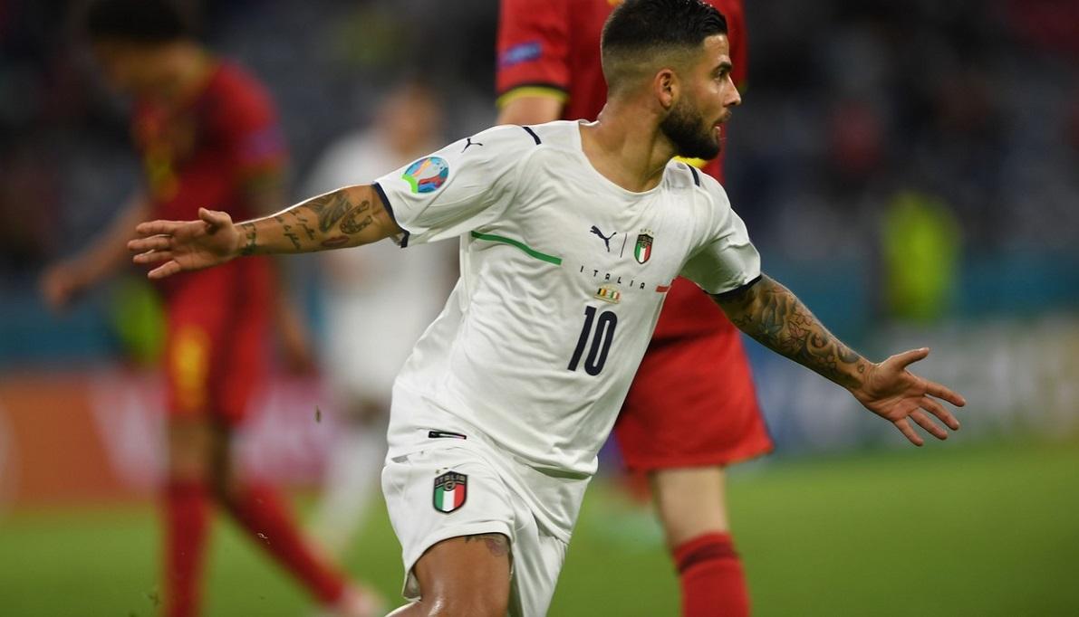 Lorenzo Insigne, omul meciului în Belgia - Italia 1-2
