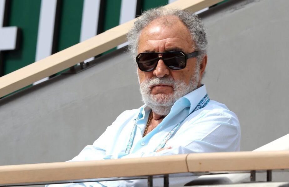 Cum arată Ion Ţiriac la 82 de ani, la plajă! A fost surprins chiar la Mamaia