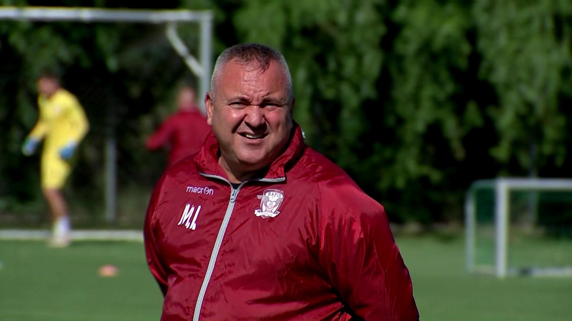 Mihai Iosif, înainte de Rapid - CFR Cluj