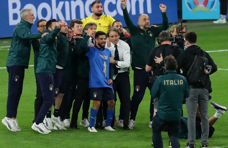"""Euro 2020   Leonardo Spinazzola, """"omul meciului"""" în Italia – Spania! S-a bucurat de pe canapea pentru victoria Squadrei Azzurra"""