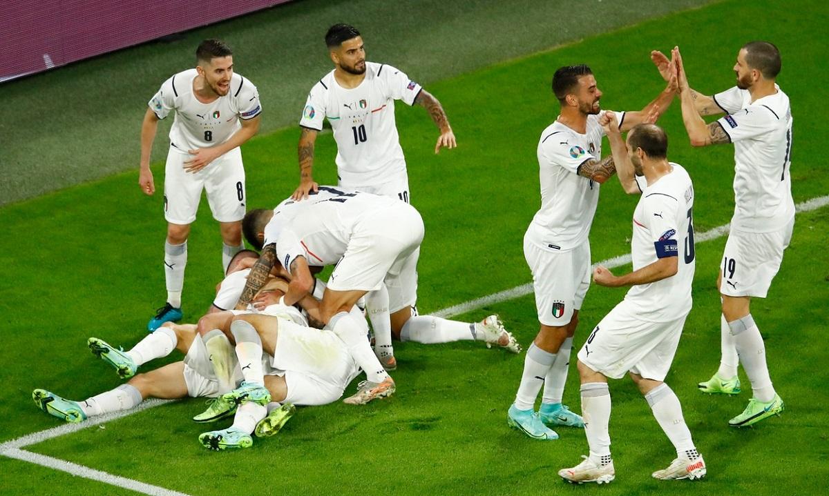 """Belgia - Italia 1-2. """"Squadra Azurra"""" se duelează cu Spania în semifinale"""