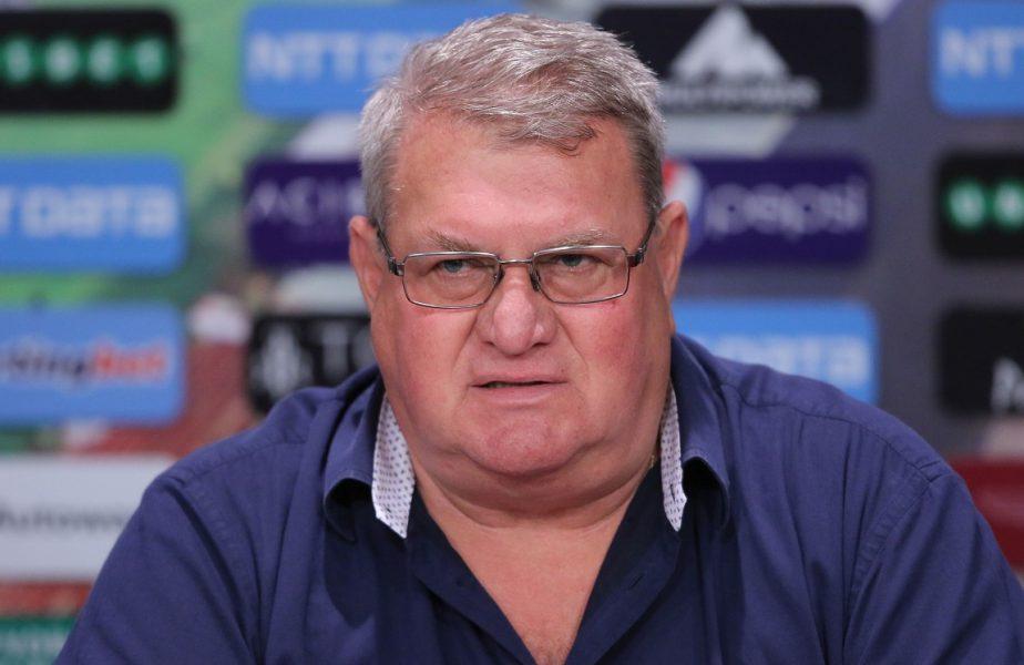 """Iuliu Mureşan e convins că a dat marea lovitură la Dinamo: """"A făcut două antrenamente cu noi. Se vede experienţa!"""""""