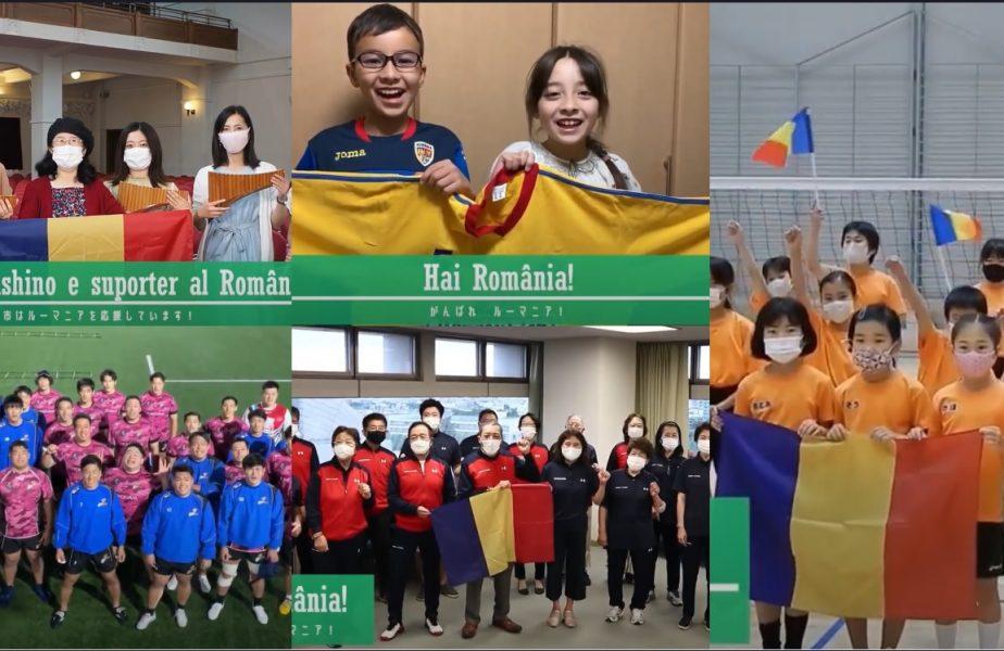 Jocurile Olimpice 2020 | Surpriză uriaşă pentru tricolorii României U23! Japonezii le-au făcut galerie