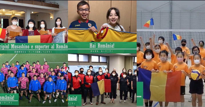 România U23, susţinută în Japonia