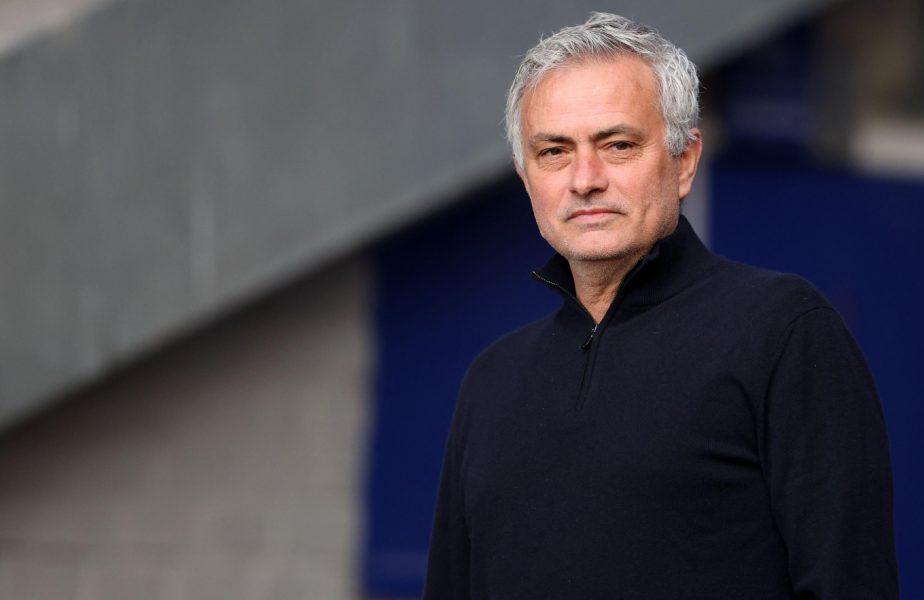 """Jose Mourinho, scandalizat de penalty-ul care a dus Anglia în finala Euro 2020! """"Ca om de fotbal, sunt dezamăgit. Nu înţeleg de ce nu au întors decizia"""""""