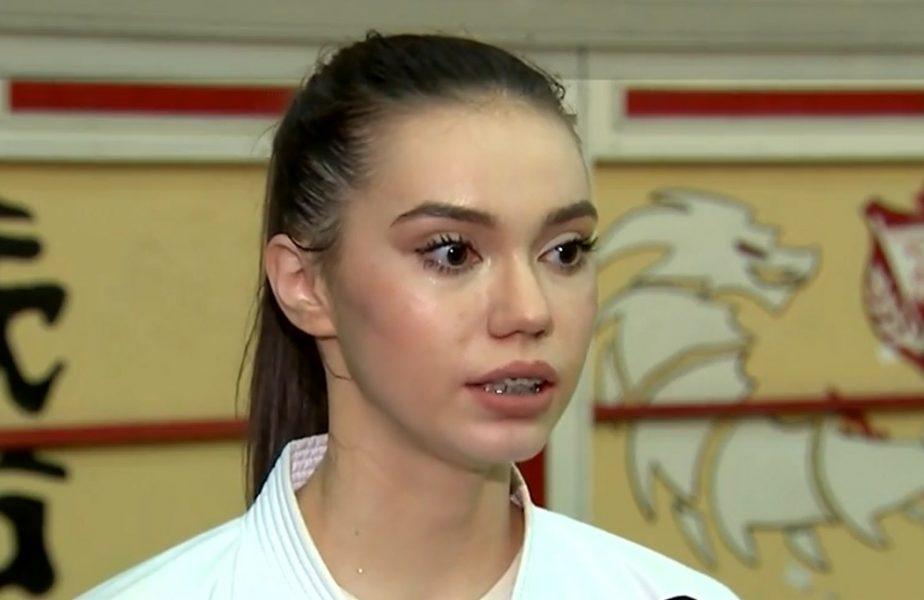 O româncă a ajuns pe locul 1 în clasamentul mondial la Karate olimpic!