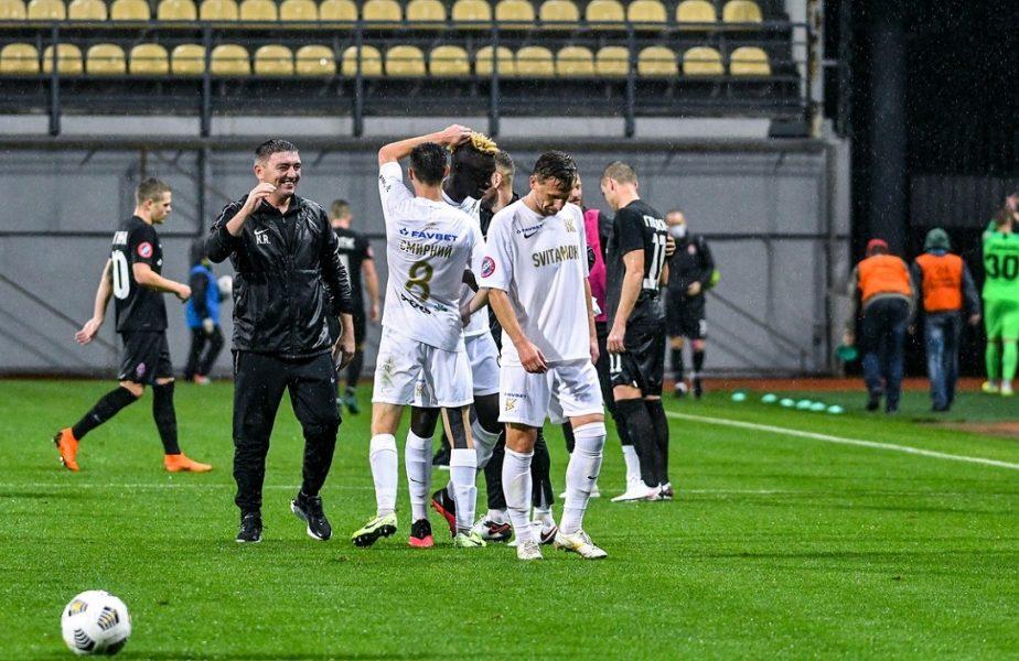 Cine este Kolos Kovalivka, posibila adversară a lui FCSB