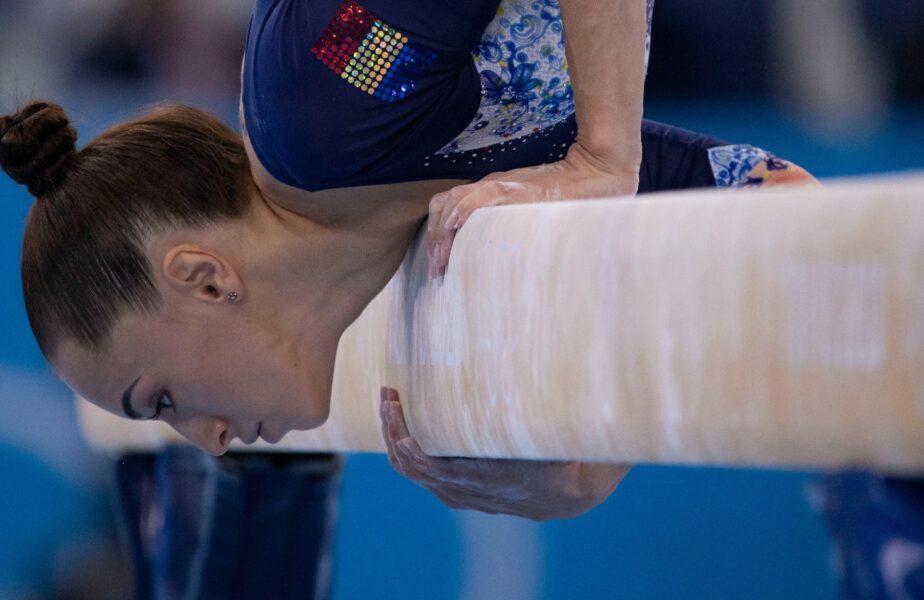 Jocurile Olimpice 2020 | S-a terminat calvarul! Larisa Iordache a revenit la antrenamente înaintea finalei de la bârnă