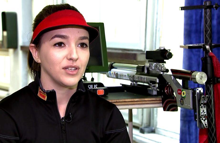 """ROMÂNII DE AUR! Laura Ilie promite că nu-i va tremura mâna, pe trăgaci, la Jocurile Olimpice. """"Medalia va veni cu siguranță"""""""