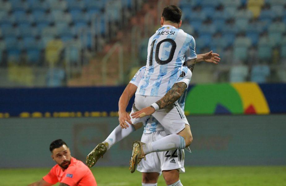 Lionel Messi, devastator şi fără contract