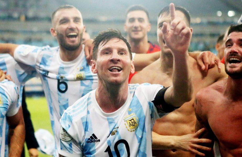 """Lionel Messi a mai bătut un record. Imaginea cu care a """"rupt"""" internetul în două! Performanţă stelară a argentinianului"""