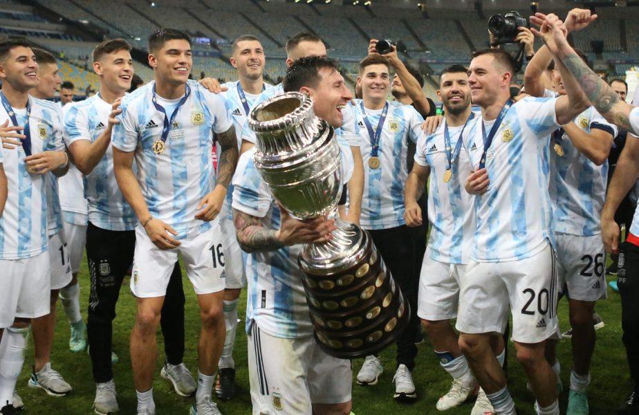Primul mesaj al lui Lionel Messi