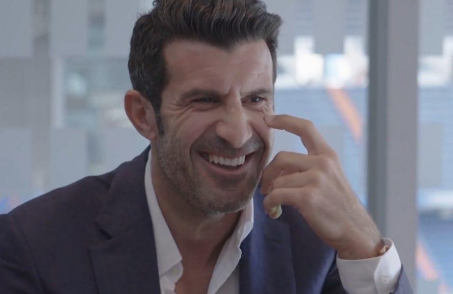"""SuperPrieteni, de Gică Popescu! Luis Figo a râs în hohote cu prietenul Popescu. """"E meritul meu!"""" Ce premiu a fost mai important decât Balonul de Aur"""