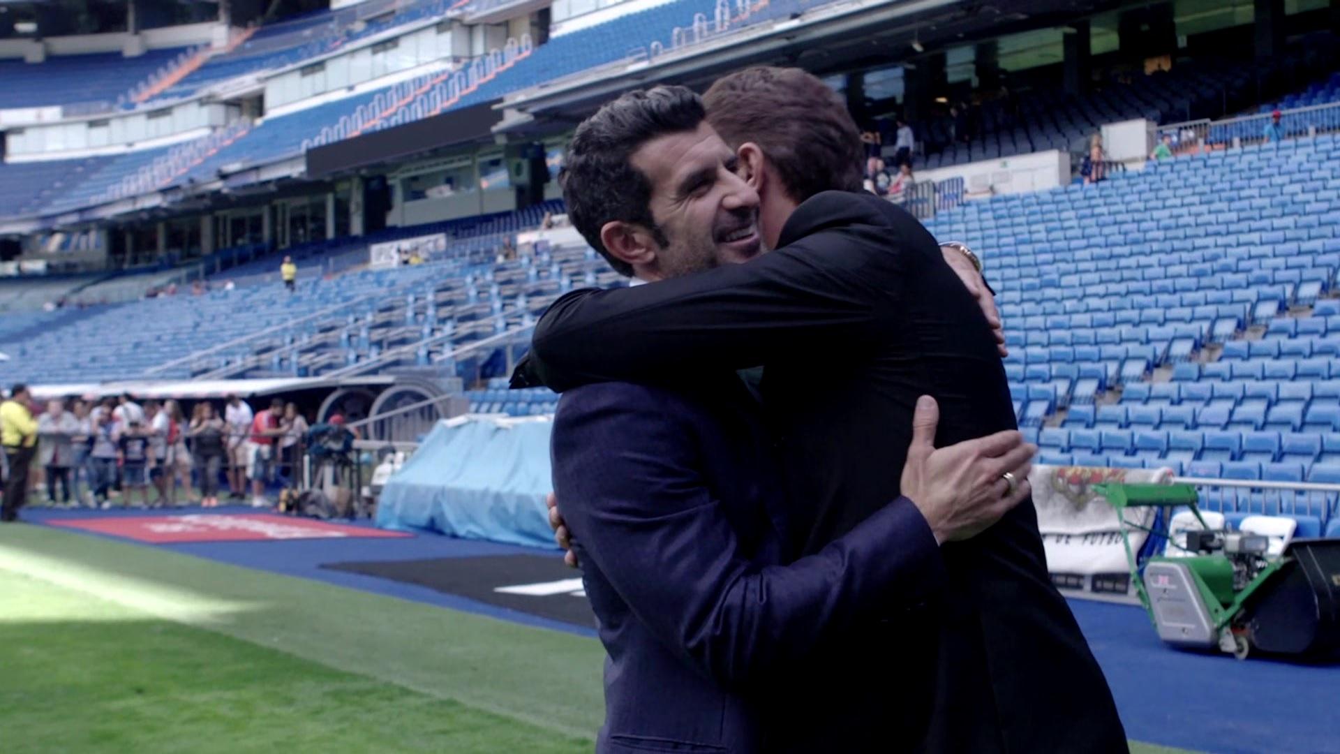 SuperPrietenii Figo şi Gică Popescu au vrut să conducă fotbalul