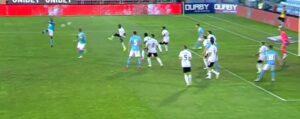 Marcelo Lopes, gol de generic în FC Voluntari - FC U