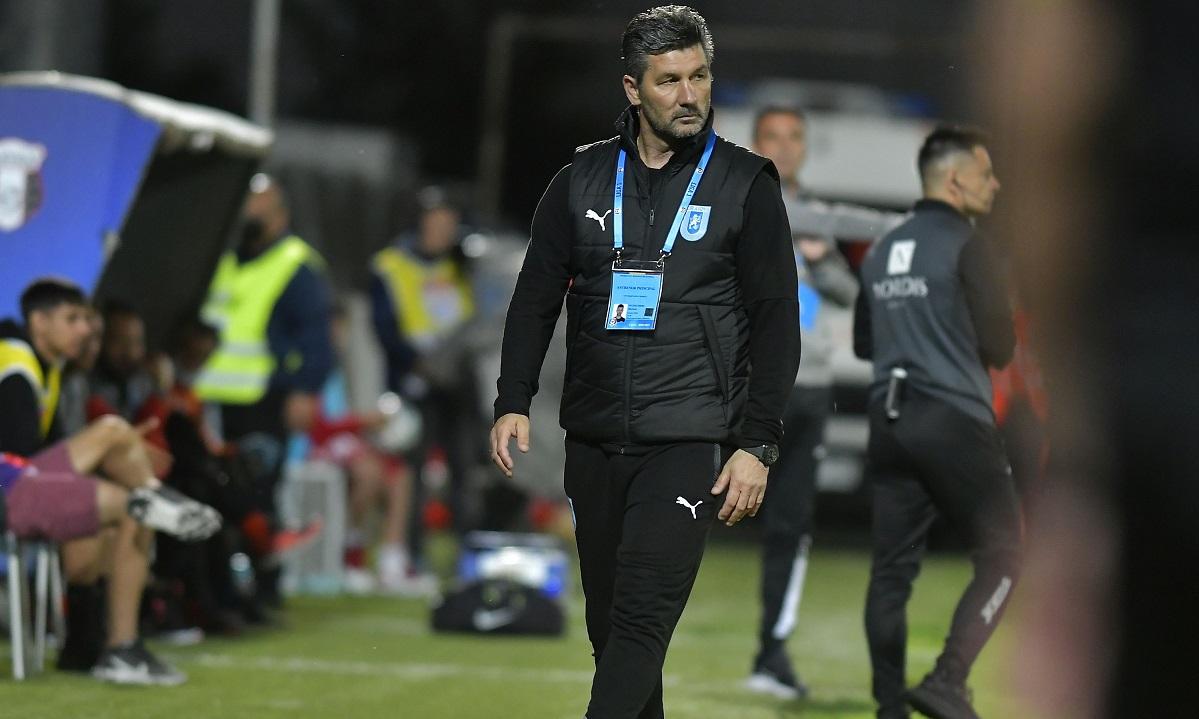 Marinos Ouzounidis şi tactica uluitoare cu care a răpus-o pe CFR Cluj