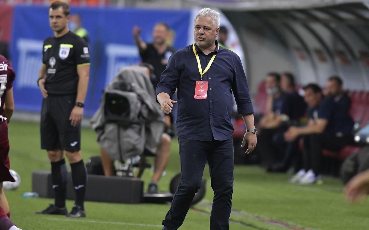 Marius Şumudică, salvat de schimbarea regulamentului UEFA