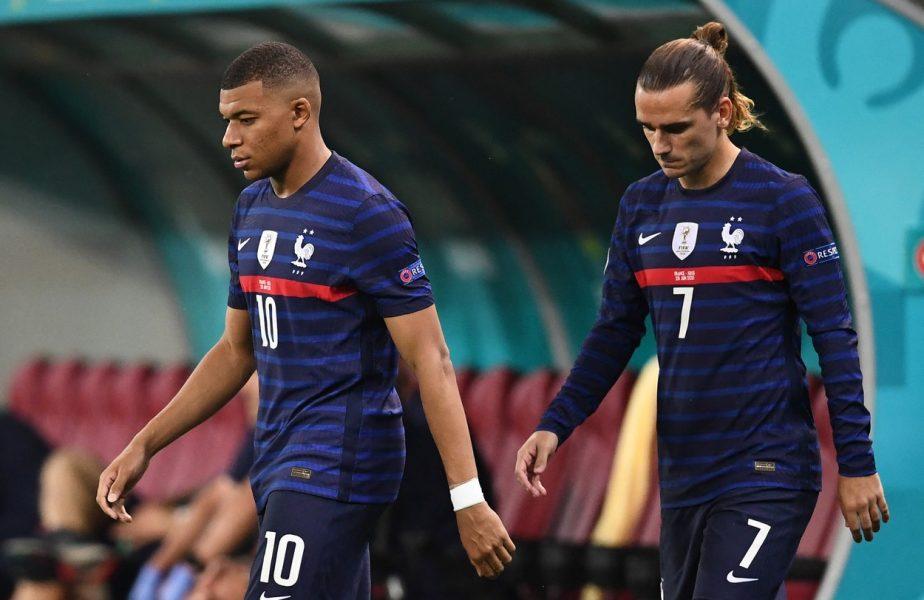 Ruptură totală în vestiarul Franţei! Kylian Mbappe şi Antoine Griezmann sunt la cuţite după revenirea lui Benzema. De unde au pornit nemulţumirile