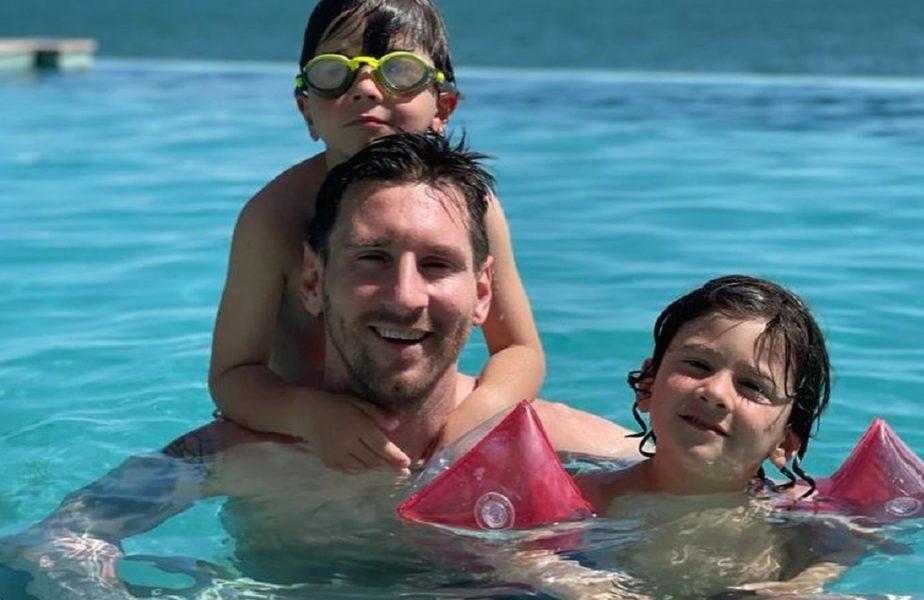 Lionel Messi, vacanţă de lux la Miami. Cum arată vila pentru care achită peste 6.000 de dolari pe zi + De ce l-a supărat Pele pe Messi