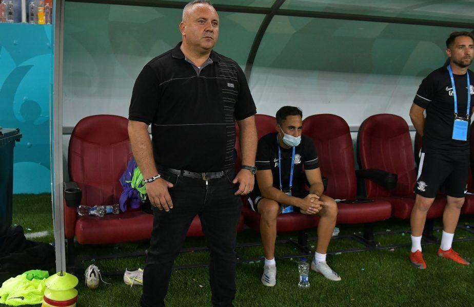 Mihai Iosif, antrenor Rapid