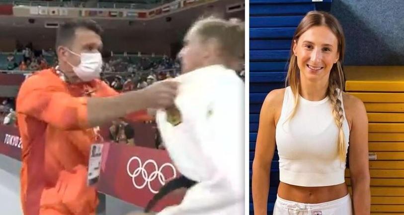 Jocurile Olimpice 2020 | Claudiu Puşa a pocnit-o de două ori peste faţă pe eleva lui