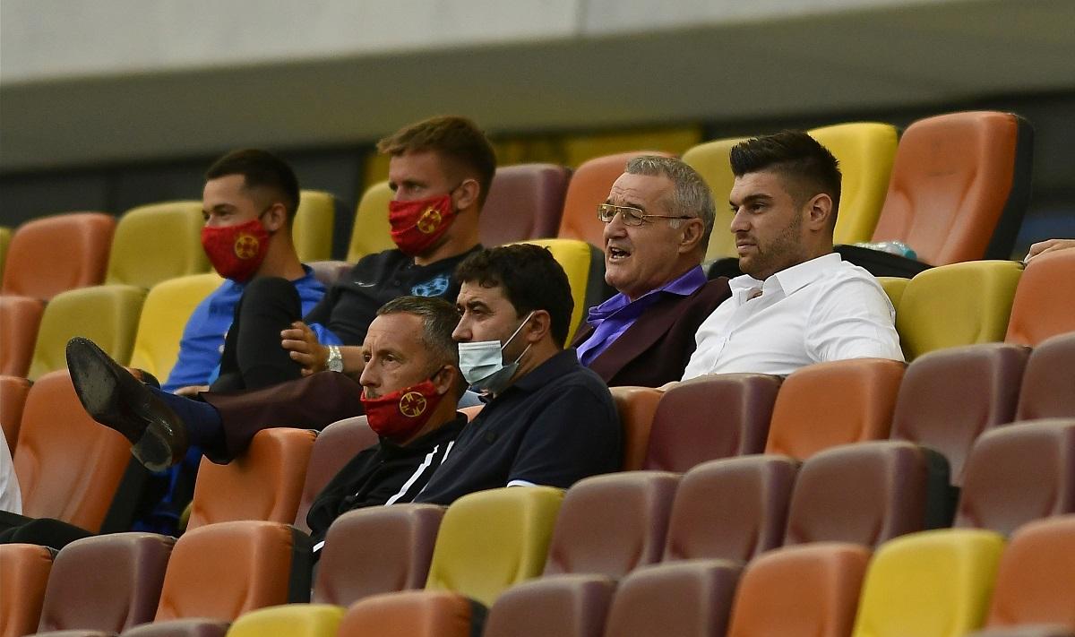 Mihai Stoica bate în retragere după ce Gigi Becali a criticat mai mulţi jucători de la FCSB