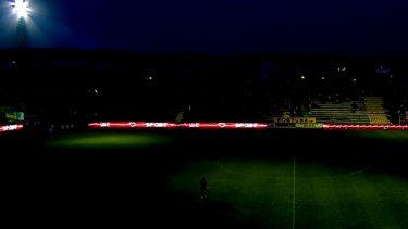 CS Mioveni – Rapid (21.30). Gazdele au probleme cu nocturna! Meciul a riscat să nu înceapă la timp