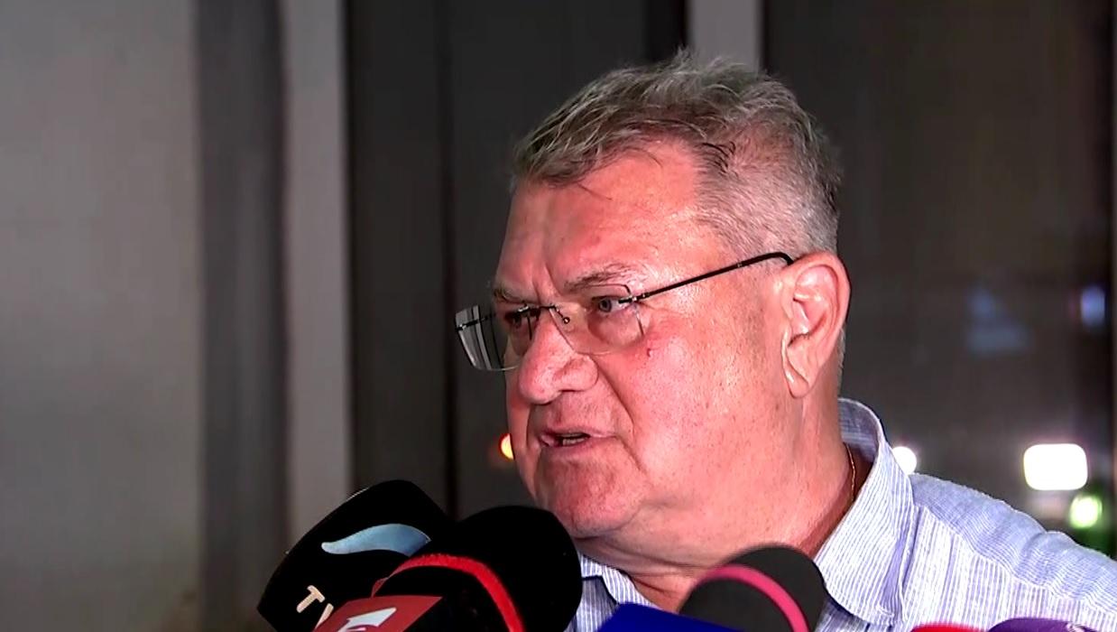 Ce a spus Iuliu Mureşan despre Dario Bonetti