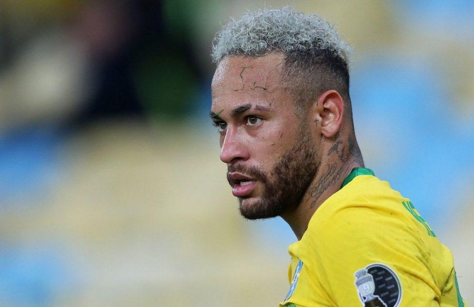 Neymar, schimbare radicală de look. Brazilianul a uimit pe toată lumea! A devenit deja subiect de glume