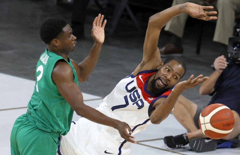 """Team USA, înfrângere istorică înainte de Jocurile Olimpice. Nigeria a învins-o cu 90-87. Gregg Popovich: """"Într-un fel, mă bucur că s-a întâmplat asta"""""""