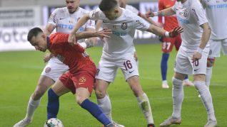 """Criticat de Gigi Becali, Olimpiu Moruţan are viitorul în pericol. """"Încearcă mai mult decât poate, nu are forţă în picioare!"""""""