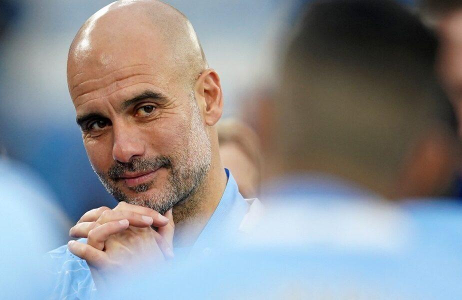 Manchester City, mutare şoc pe piaţa transferurilor! Vedeta pentru care Pep Guardiola a oferit 117 milioane de euro