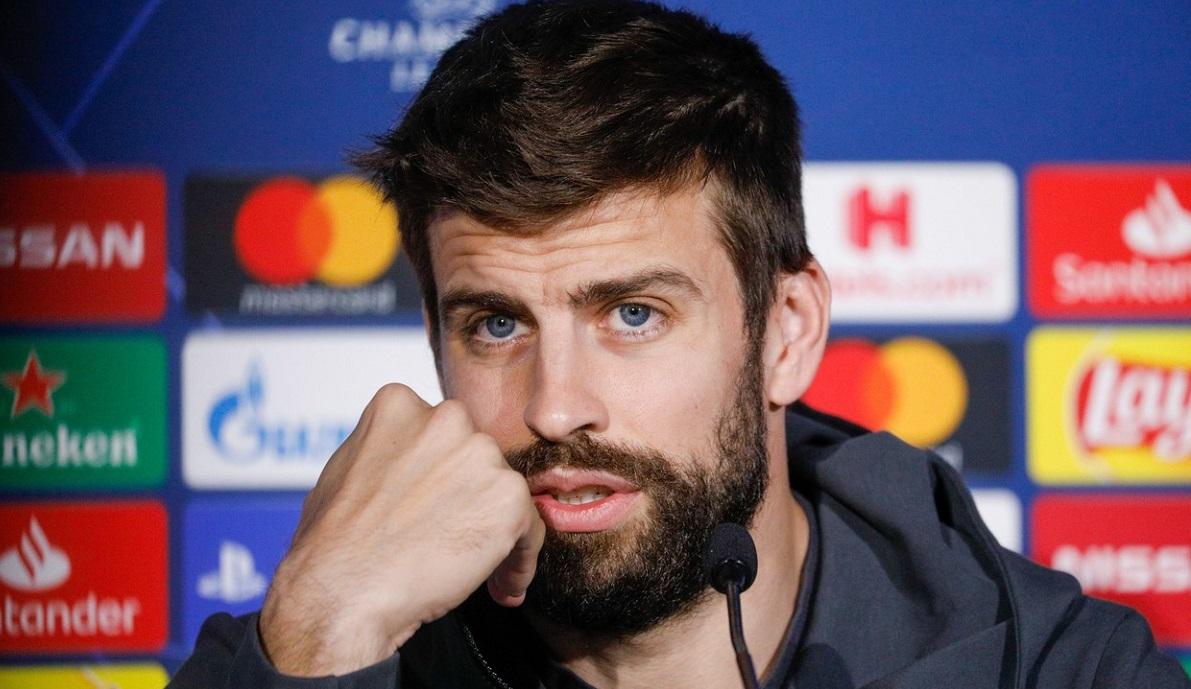 Gerard Pique vrea să revoluționeze penalty-urile