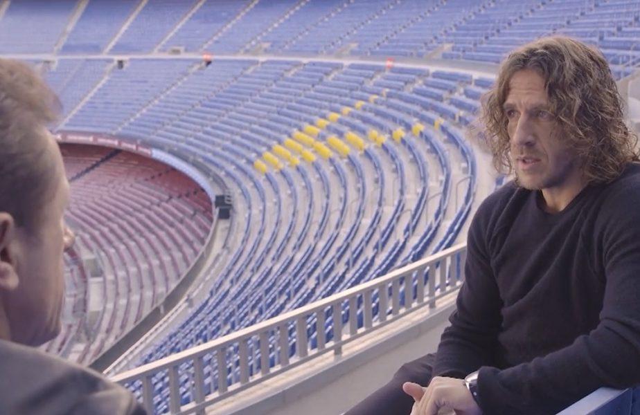 """SuperPrieteni, de Gică Popescu! Dezvăluirile lui Carles Puyol despre Pep Guardiola. """"A fost foarte clar la prima discuţie!"""" Declaraţii impresionante despre Gerard Pique"""