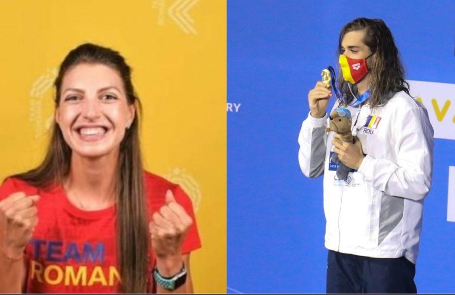 Jocurile Olimpice 2020 | Cine sunt Mădălina Bereş şi Robert Glinţă