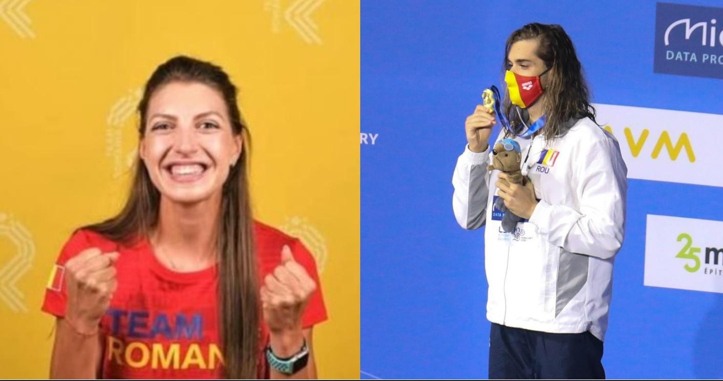 Jocurile Olimpice 2020 | Cine sunt Mădălina Bereş şi Robert Glinţă, purtătorii de drapel ai României. Lista completă din istoria participărilor