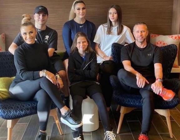 Familie Anamaria Prodan / Instagram Anamaria Prodan