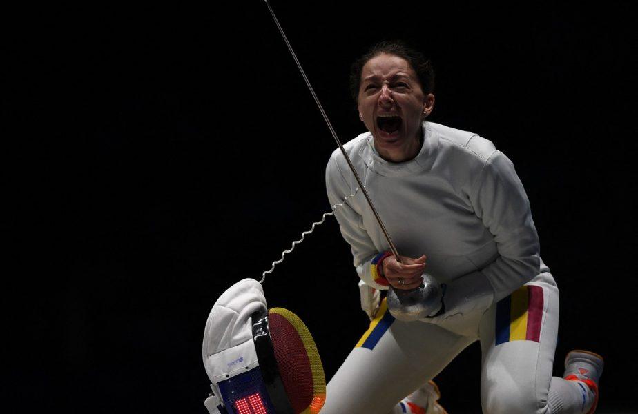 """Jocurile Olimpice 2020   Ana Maria Popescu a pierdut dramatic finala olimpică. Argint pentru marea noastră campioană. Chinezoaica i-a luat aurul cu o """"tuşă de aur!"""""""