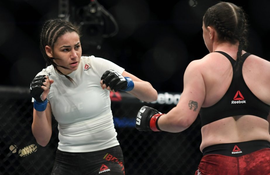 Belbiță luptă iar în UFC!