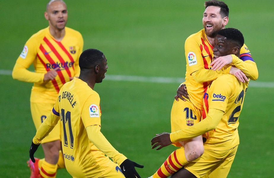 Lionel Messi nu e singura problemă. O altă a vedetă a Barcelonei refuză să semneze. Decizia radicală luată de Laporta